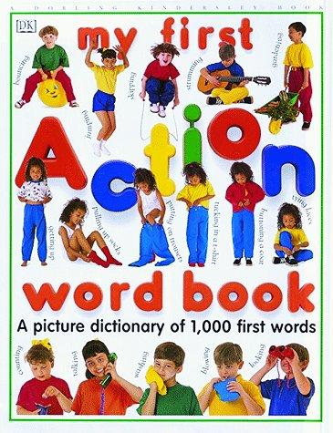 Download My first action word book