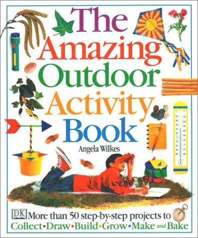 Download The amazing outdoor activity book