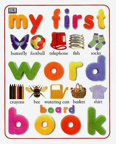 Download My first word board book