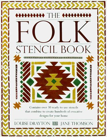 Download The folk stencil book