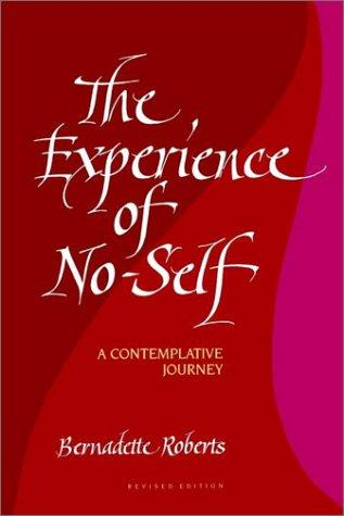 Download The experience of no-self