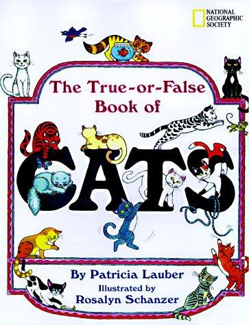 Download The true-or-false book of cats