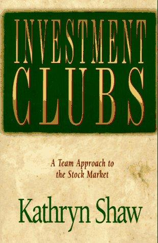 Download Investment clubs
