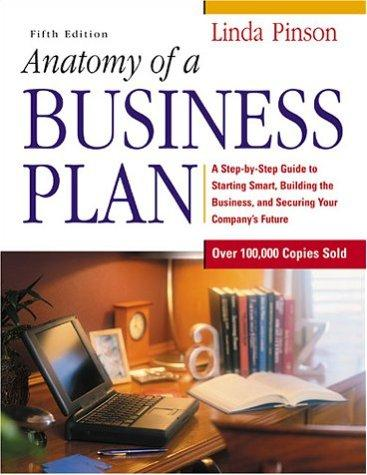 Download Anatomy of a Business Plan