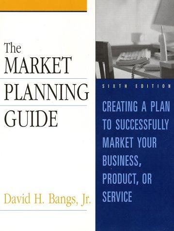 Download The market planning guide