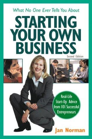 Download What no one ever tells you about starting your own business
