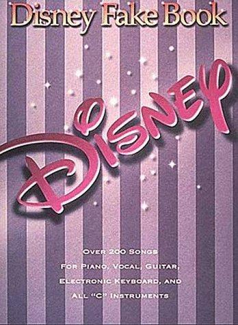Disney Fake Book (Fake Books), Disney
