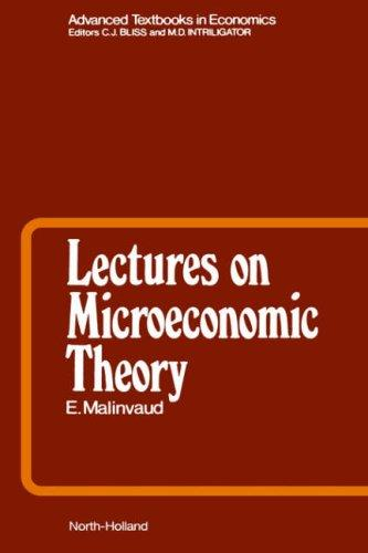 Download Lectures on microeconomic theory