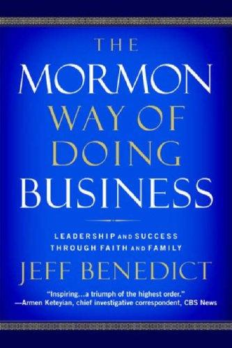Download The Mormon Way of Doing Business