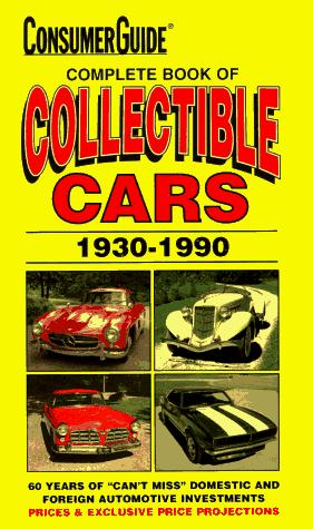 Download Complete book of collectible cars