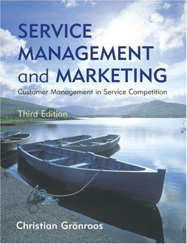 Download Service Management and Marketing