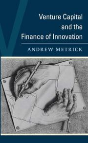 VentureCapitalAndTheFinanceOfInnovation
