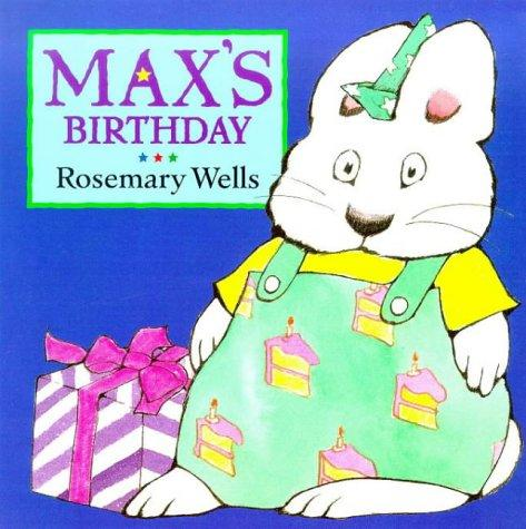 Max's Birthday (Max Board Books)