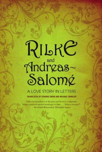 Rilke and Andreas-Salome by Rainer Maria Rilke