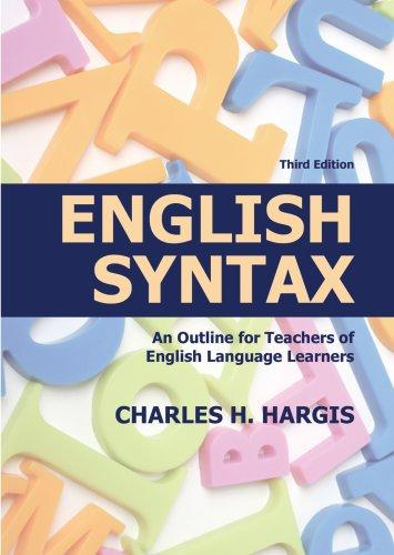 Download English Syntax