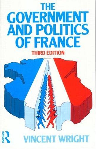 Download The Government and Politics of France