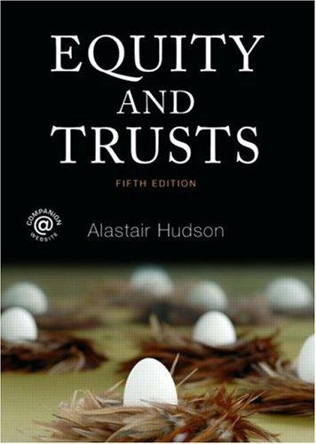 Download Equity and Trusts