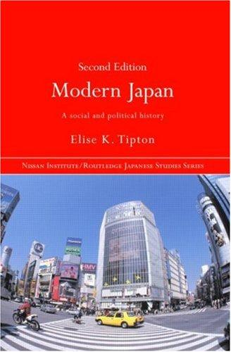 Download Modern Japan