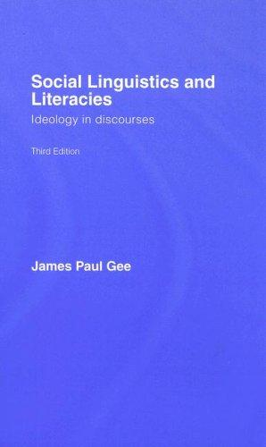 Download Social Linguistics and Literacies