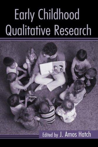 Early Childhood Qualitative Research (Changing Images of Early Childhood)