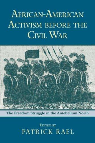 Download African-American Activism before the Civil War