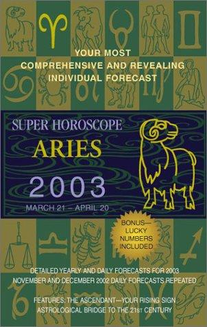 Download Super Horoscopes 2003
