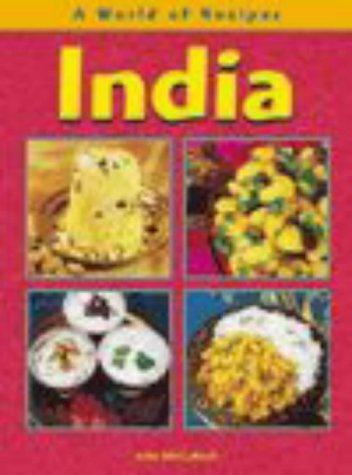 India (World of Recipes)