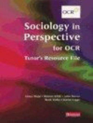 Download Sociology in Perspective for OCR