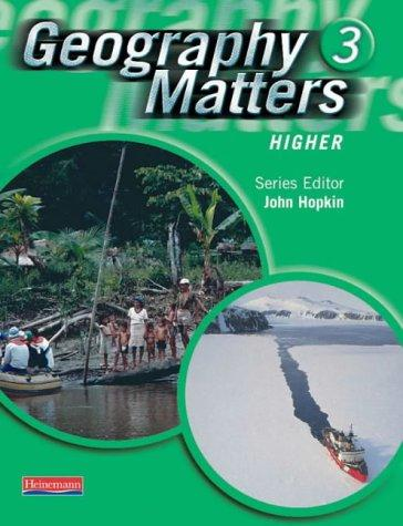 Download Geography Matters