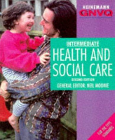 Download Health and Social Care (Heinemann Gnvq)