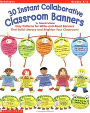 Thumbnail of 30 Instant Collaborative Classroom Banners (Grades K-2)