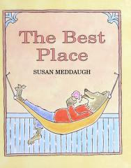 Cover of: The best place | Susan Meddaugh