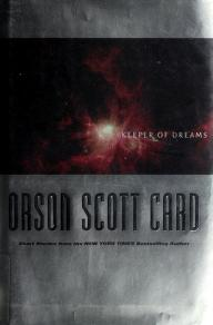 Cover of: Keeper of dreams   Orson Scott Card