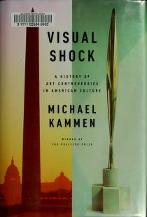 Cover of: Visual shock   Michael G. Kammen