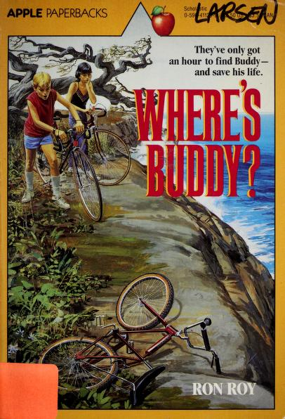 Where's Buddy by Ron Roy