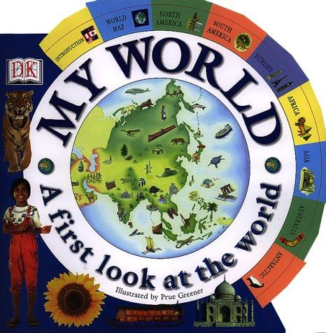 My World by Anne Millard, Prue Greener