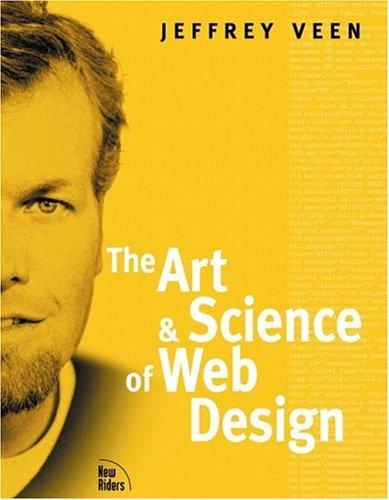 The art & science of Web design by Jeffrey Veen