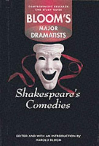 Shakespeare's comedies by Harold Bloom