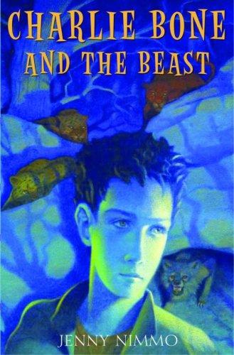 Charlie Bone and The Beast (Children Of The Red King, Book 6) by Nimmo, Jenny., Jenny Nimmo
