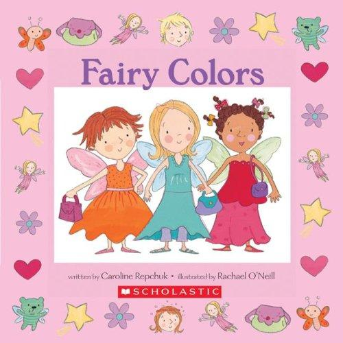 Fairy Colors by Caroline Repchuk
