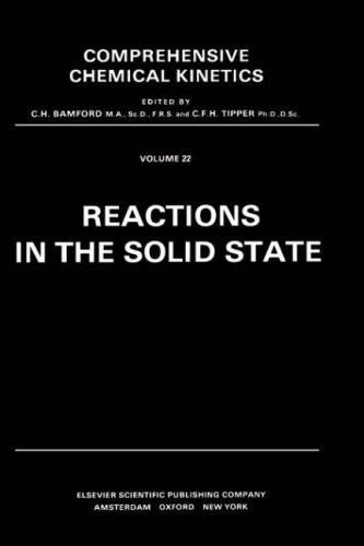 Reactions in the solid state by