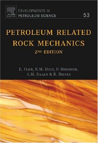 Petroleum Related Rock Mechanics by Fjær, E.