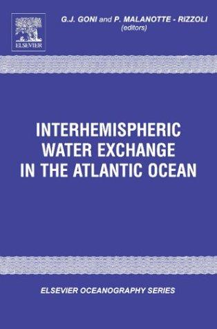 Interhemispheric water exchange in the Atlantic Ocean by