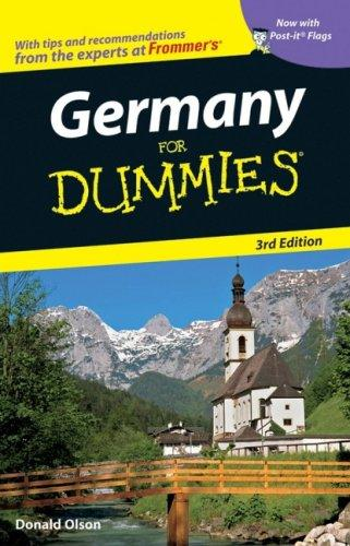 Germany For Dummies by Donald Olson