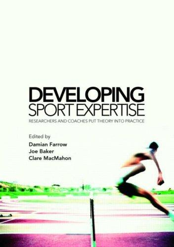 Developing Elite Sports Performers