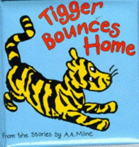 Tigger Bounces Back by A. A. Milne