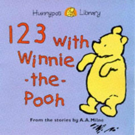 123 with Winnie-the-Pooh (Hunnypot Library) by A. A. Milne