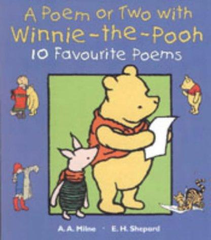 A Poem or Two with Winnie-the-Pooh (Hunnypot Library) by A. A. Milne