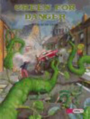 Green for Danger by Jan Carew