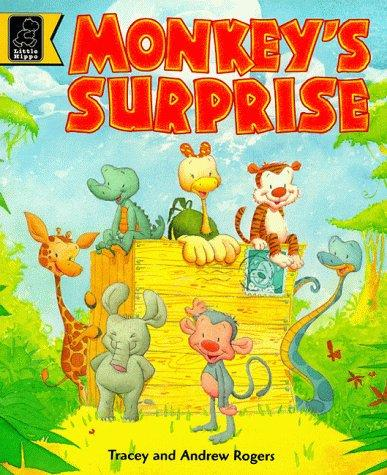Monkey's Surprise (Read with) by Tracey Rogers